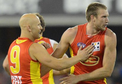 Sam Day ready to shine for the Suns
