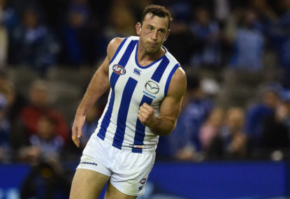 North Melbourne Kangaroos vs Western Bulldogs: AFL live scores, blog, highlights