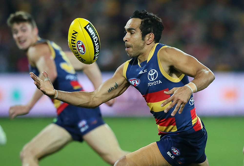 Eddie Betts of the Crows