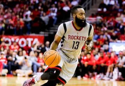 James Harden and Mike D'Antoni: Basketball soulmates