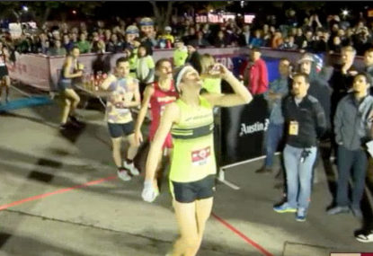 WATCH: 'Beer-Mile' world record broken by Canadian student