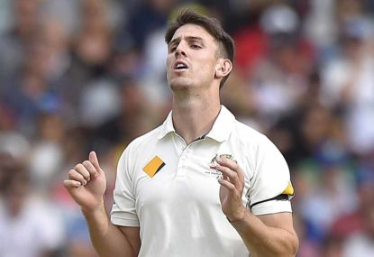 Why Mitchell Marsh cannot start the first Ashes Test