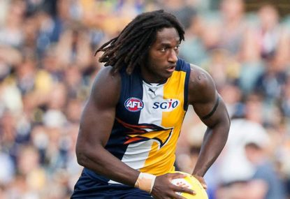 Naitanui: I've still got a lot of good footy ahead of me