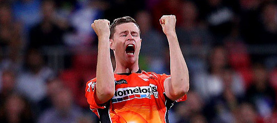 Jason Behrendorff of the Perth Scorchers