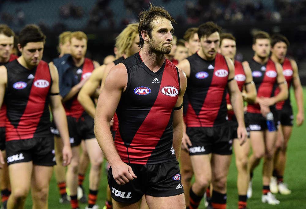 Jobe Watson Essendon Bombers AFL