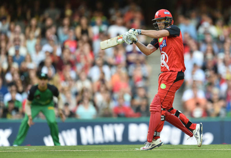Melbourne Renegades Captain Cameron White