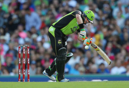 Adelaide Strikers vs Sydney Thunder: BBL semi-final highlights, scores, blog