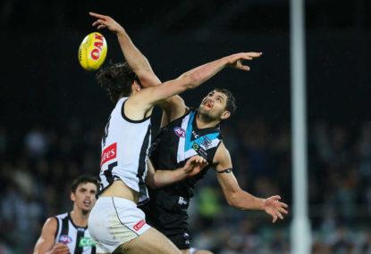 AFL contenders hit hard by injury in brutal weekend