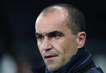 Time is up for Roberto Martinez