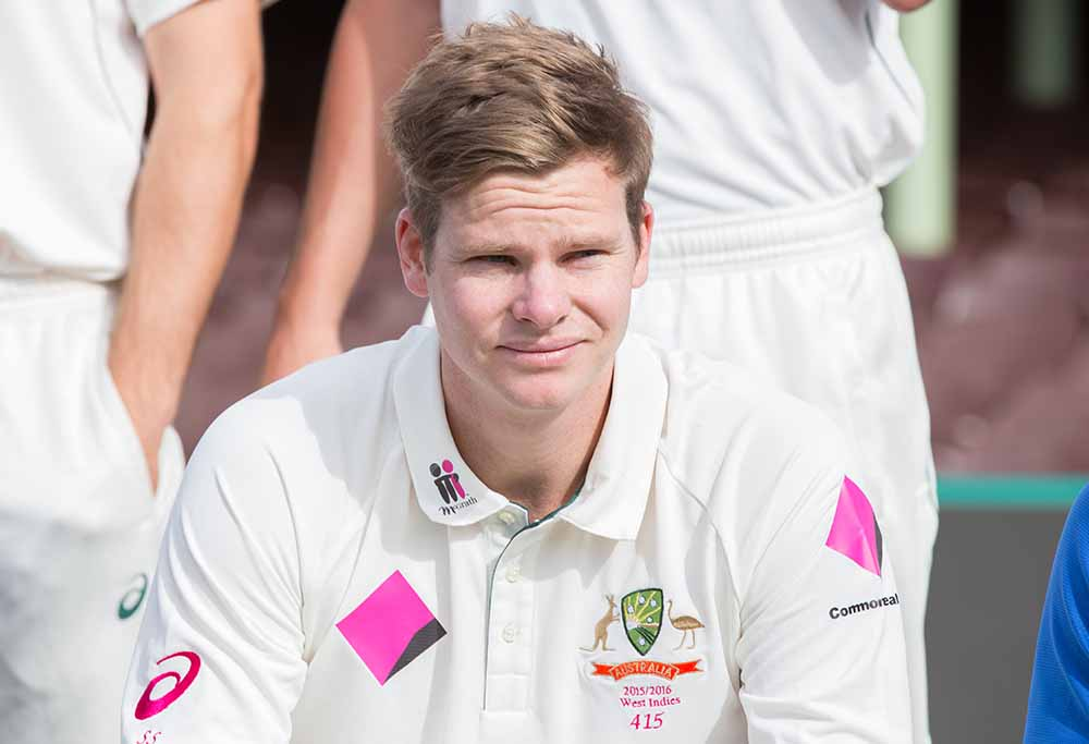 Australian skipper Steve Smith is destined for greatness. (AAP Image/Carol Cho)