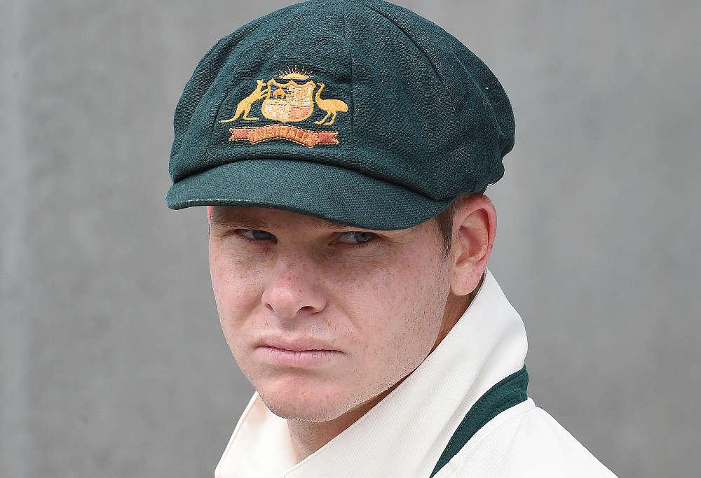 Australian captain Steve Smith