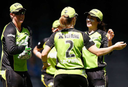 WBBL set to begin with a bang in Melbourne
