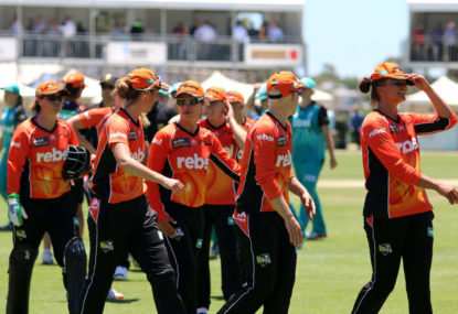 WBBL day one recap