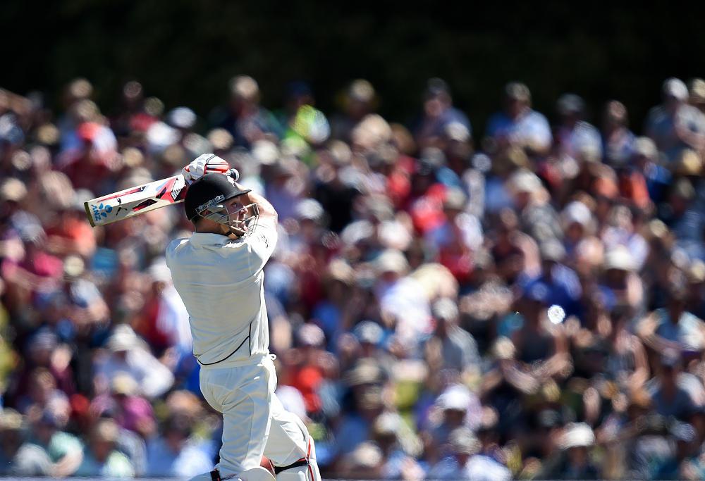 Brendon McCullum New Zealand Cricket Test Cricket 2016