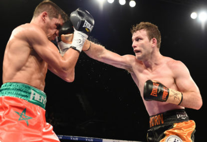 Boxing history gives Jeff Horn hope against Manny Pacquiao