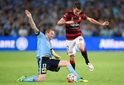 The Sydney Derby: A Wanderers story