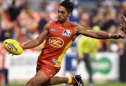 AFL Round 2: The rollercoaster ride continues, with the Suns riding high
