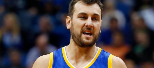Basketballer Andrew Bogut