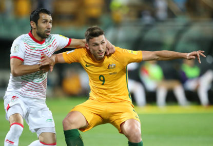 Socceroos need to pick and stick with striking stocks