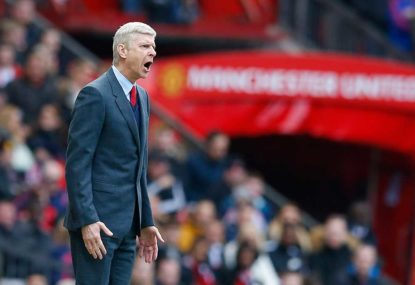 Wenger: I don't feel any sympathy for Manchester City