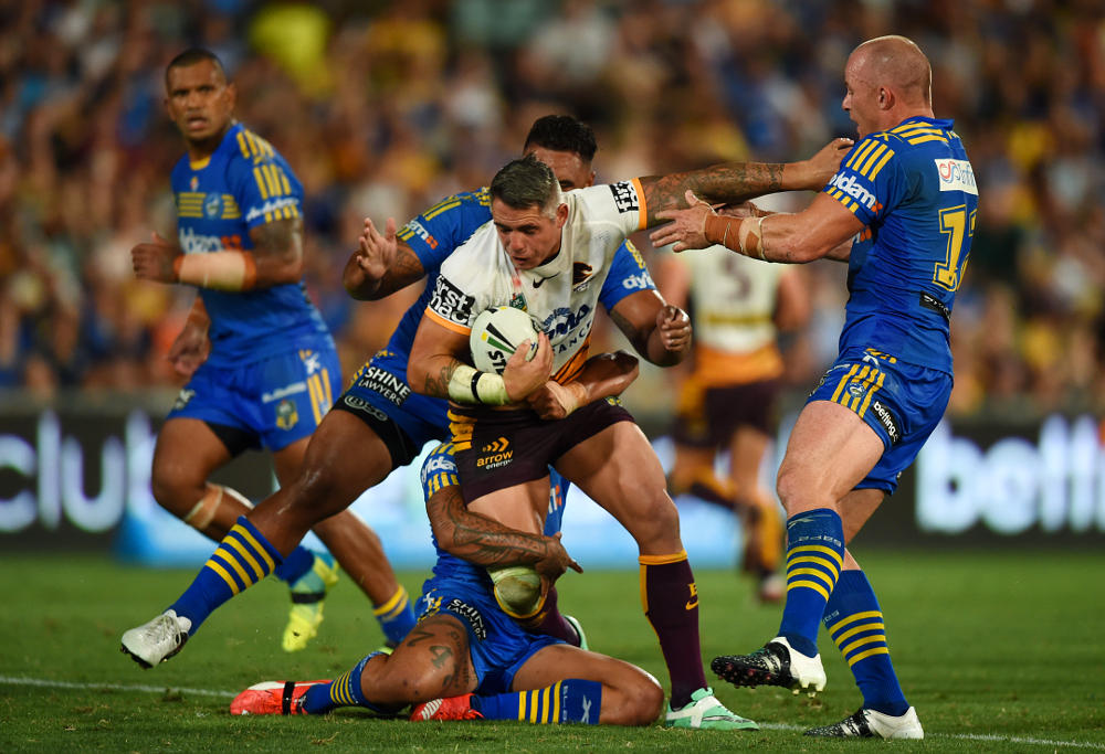 eels vs broncos - photo #2