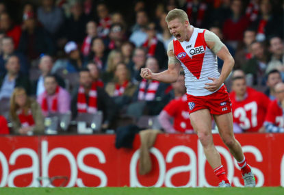 AFL power rankings: Round 2