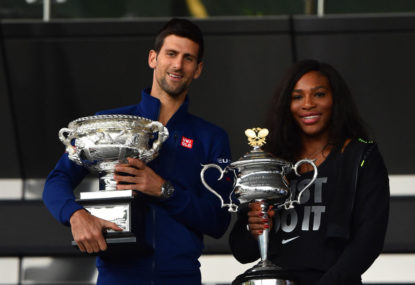 Tennis needs more mixed doubles