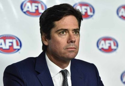 It's time for the AFL to stop dragging the chain