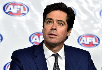 Panic! at the AFL