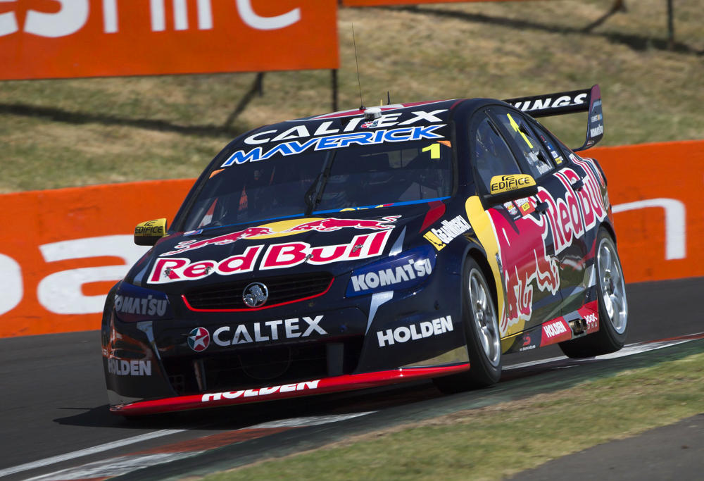 Jamie Whincup Bathurst 1000