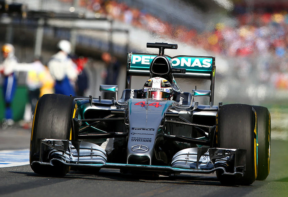 Lewis Hamilton Australian Grand Prix
