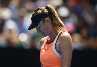 Post-Sharapova dopers may think twice before 'fessing up.