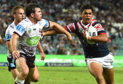 Roosters prove star power doesn't matter at Nines