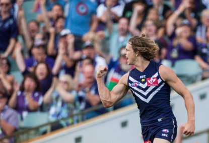 Docker shocker! Fremantle flip the Bulldogs 89-73