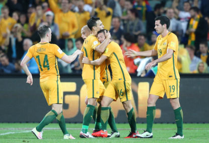 Australia should be proud of the Socceroos