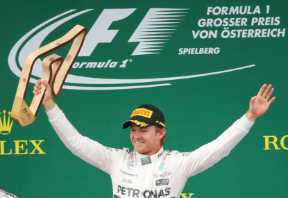 Open season? Mercedes must poach for Rosberg's replacement