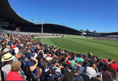 The danger of nostalgia; the beauty of suburban footy