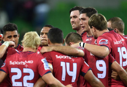 2016 Super Rugby: Full teams for Round 7