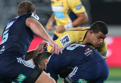 Super Rugby team of the week: Round 5