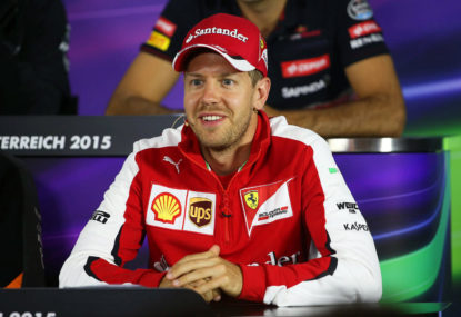 How Sebastian Vettel lost the championship
