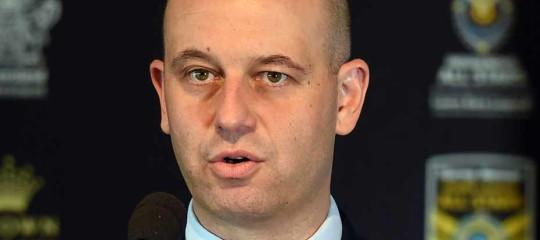 NRL CEO Todd Greenberg