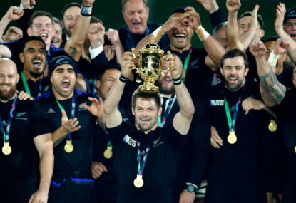 How New Zealand came to rule world rugby