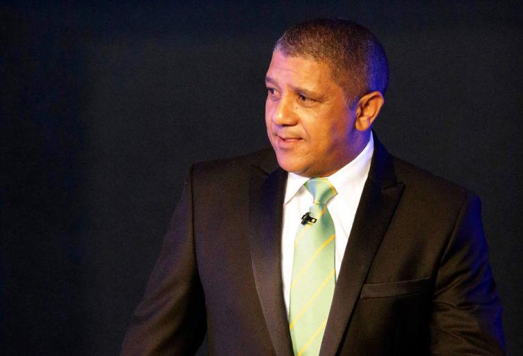 Allister Coetzee South Africa Springboks Rugby Union 2016