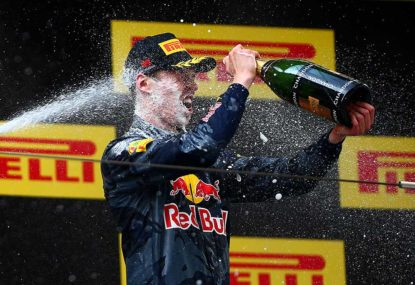 There's more to Red Bull's Kvyat knee jerk than you think