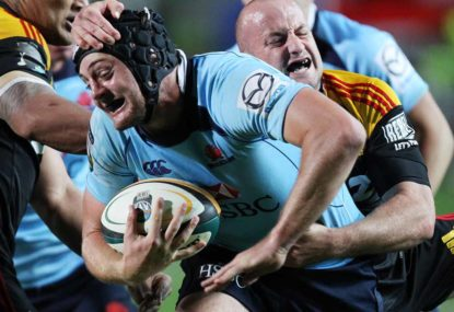 Why can't the Waratahs spot talent?