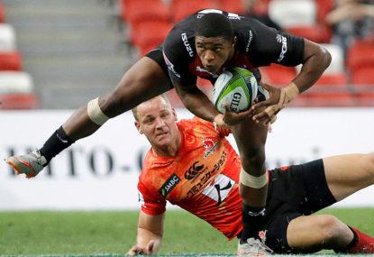 Bulls vs Stormers: Super Rugby live scores