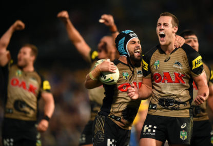 The Penrith Panthers have a bright future
