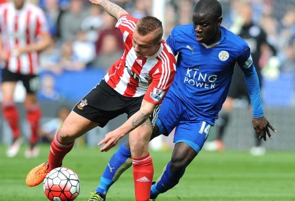 N'Golo Kante for Leicester