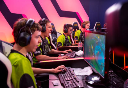 Riot Oceania appoint TLA Worldwide as exclusive sponsorship sales agency