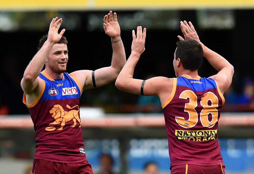 Pearce Hanley Brisbane Lions AFL 2015